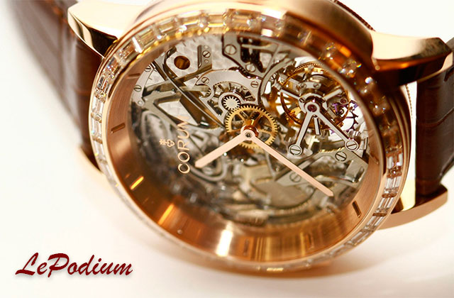 Часы Corum Heritage Minute Repeater