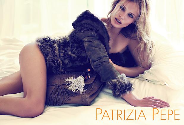 Рекламная кампания Patrizia Pepe